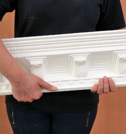 Medium Victorian Ornate Plaster Coving
